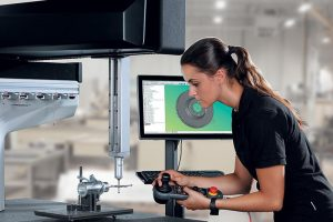how to use a cmm machine