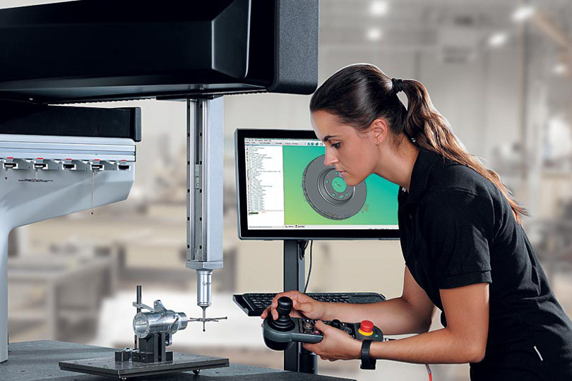 How CMM Machines Help North American Manufacturers Adapt