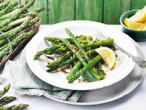Asparagus and Citrus