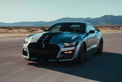 A Sneak Peek at the 2020 Ford Mustang