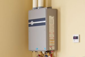 Tankless or On-Demand Water Heater