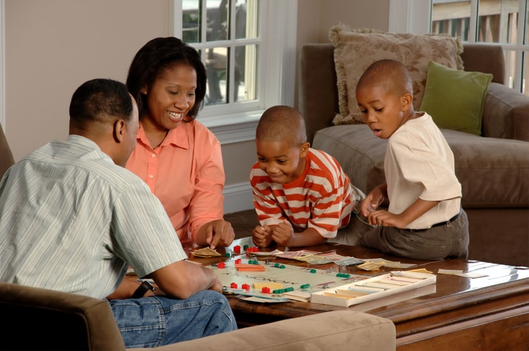 How to Have Fun With Your Kids While at Home