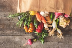 Vegetables to Grow for a Food Pantry